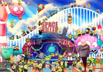 Despicable Charity Fair 113 by TommyGK