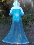 Pokemon Trainer Elsa Jacket With Cape by pikabellechu
