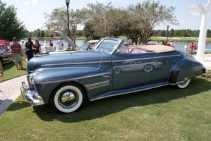 Olds Eight by Valder137