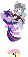 Filly Rival by geraritydevillefort