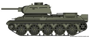 T-34-76_2 by T0RYU