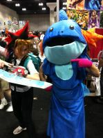 AX day 2 so i like mudkip by DrGengar