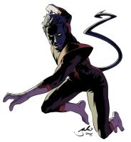 Nightcrawler by julioferreira