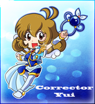Corrector Yui - Elemental Suit Water by Kamira-Exe