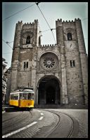 Lisbon Cathedral by Sara-Araujo
