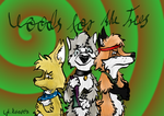 Woos for the Trees FanArt by MrRacoon