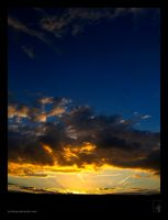 ... and fire in the sky by Zyklotrop