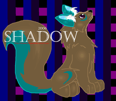Shadowfurre contest entry by blackwolfdiamond
