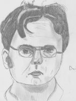 Dwight Schrute by ALudwig96