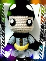 Batman sackboy by NVkatherine