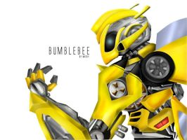 bumblebee transformers by micky86