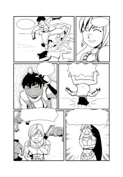 Dream Police - Page 15 by Shinfate