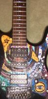 Dave's Guitar by gmip