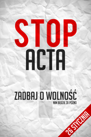 STOP ACTA by EmeSso