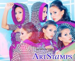 ArtStamps by misslady015
