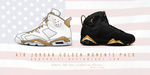 Air Jordan Golden Moments Pack by BBoyKai91