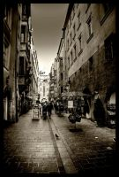 Streets of Innsbruck by deoroller