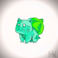 001. Bulbasaur by GuilleJoK