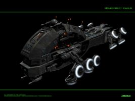 Matrix Hovercraft Icarus by Animaniacarts