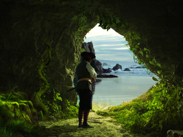 Pirate in the cave by MetFis