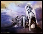 la chasseuse by roserika