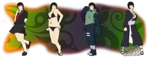 MMD Shizune Pack DL by Friends4Never