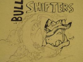 Bull Shifters Shirt pt5 by UniGalvacron