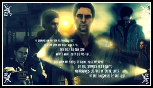 Alan Wake: Poet and the Muse by Melciah1791