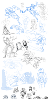 Sketchdump1 by 0tacoon
