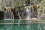 Hanging Lake by Heidi-V-Art