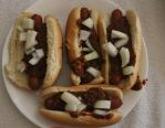 Nathan's Hot Dogs by bagera3005
