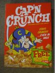 Old School Cap'n Crunch by Gamekirby