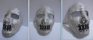Death Eater mask by LucecitaMuerte
