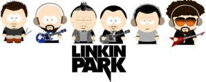 Linkin Park Minutes2Midnight by luciferixion