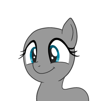 Oh I just make a super cute Face! - Base #68 by J-J-Bases