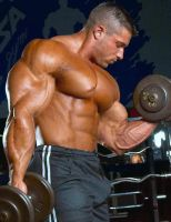 Bodybuilder 17 by Stonepiler