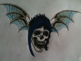Jimmy DeathBat by Jabari123
