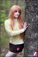 Asuna in the Woods by Foxy-Cosplay