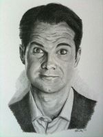 Jimmy Carr by t0bes