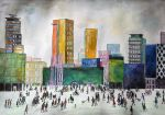 Media city - Lowry style by evie9207