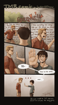 The Maze Runner COMIC by spider999now