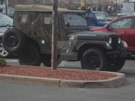 Air Force Jeep by k-h116