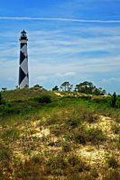 Cape Lookout 1 by rdswords