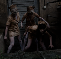 Silent Hill I by Sanate