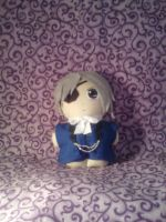 Ciel Mini Plushie by snowtigra