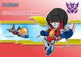 StarScream by the-tracer