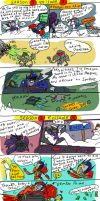 TFP, doodles, S3 Ep 3-4 by Ayej