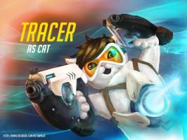 Tracer Cat by notowncat