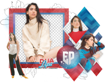 Pack Png 2105 // Dua Lipa. by ExoticPngs
