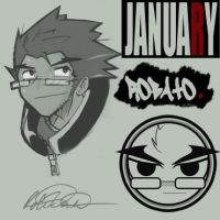 JanuaryID by Robato
